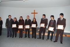 Certificación Alumnos 2012