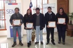 Certificación Electricidad Longavi 2012